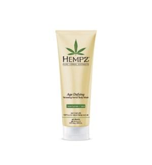 Hempz Age Defy Body Wash 8.5oz