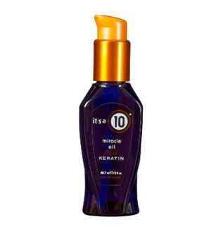 Miracle Oil Plus KERATIN 3 oz