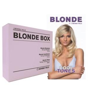 Blue - Blonde Stylist Kit