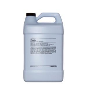 Fragile Shampoo Gallon