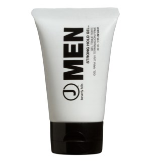 Men's Strong Hold Gel 2oz