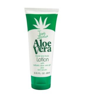 T/L Aloe Vera Lotion 2.25oz