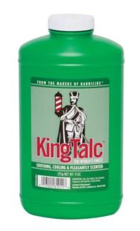 KING Talc Powder