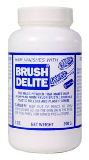 KING Brush Delight Barbicide 4Pk