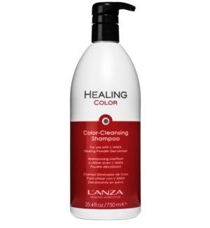 Color-Cleansing Shampoo 750 ml