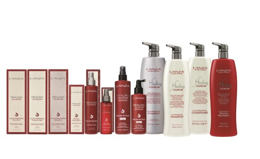 HEALING COLORCARE SEGMENT COLLECTION