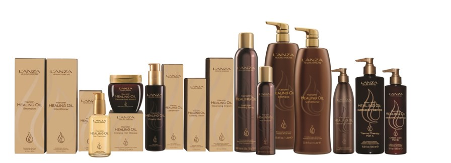 KERATIN HEALING OIL SEGMENT COLLECTION