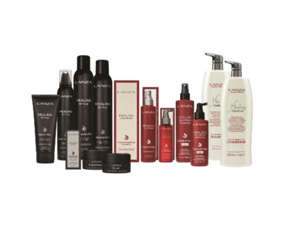 ULTIMATE HEALING HAIRCARE COLLECTION