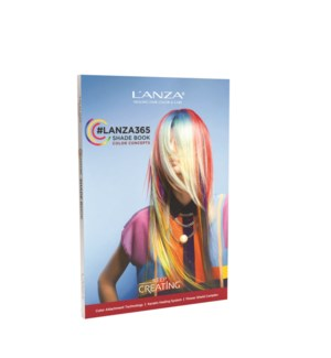 Buy 36 shades recieve #LANZA365 Swatch Book FREE & Color Sponge Set