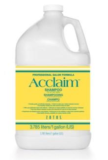 ACCLAIM SHAMP ALL TYPES GALLON