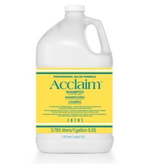 ACCLAIM SHAMP ALL TYPES GALLON
