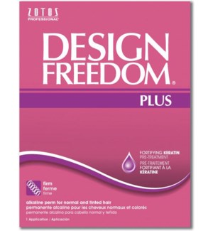 DESIGN FREEDOM PLUS FORTIFYING