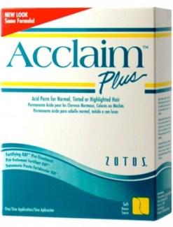 ACCLAIM ACID PLUS PERM REGULAR - white & green box