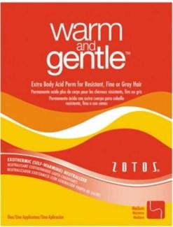 WARM & GENTLE ACID PERM XTRA BODY