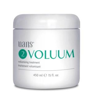 VOLUUM Volumizing Treat. 450 ml