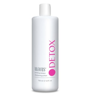 DETOX Purifying Sham. 750 ml
