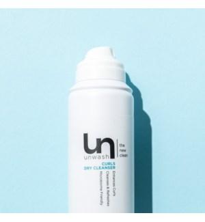 Unwash Curls Dry Cleanser 5.1oz