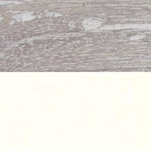 SIENA RND COFFEE TABLE - WHT/RW+