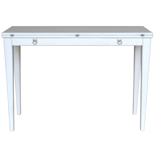 EASTON GATHERING CONSOLE-WHT