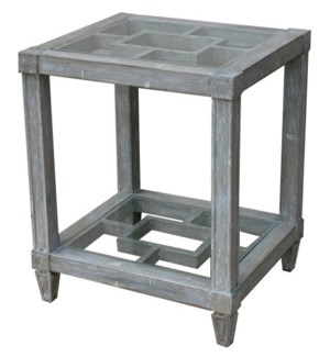 SANIBEL SIDE TABLE - RW+