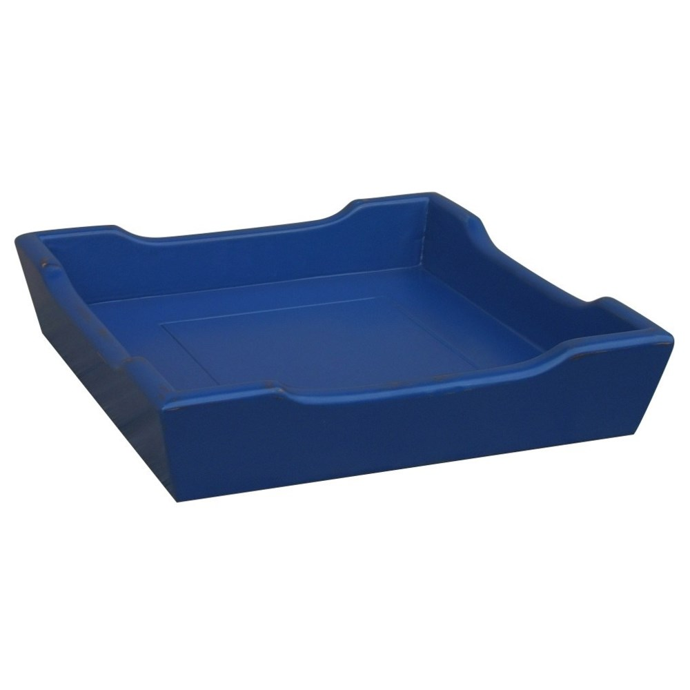 CHEDI TABLE TOP TRAY -  AQU