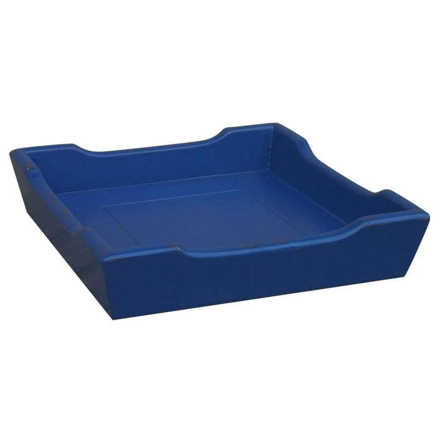 CHEDI TABLE TOP TRAY- AQU