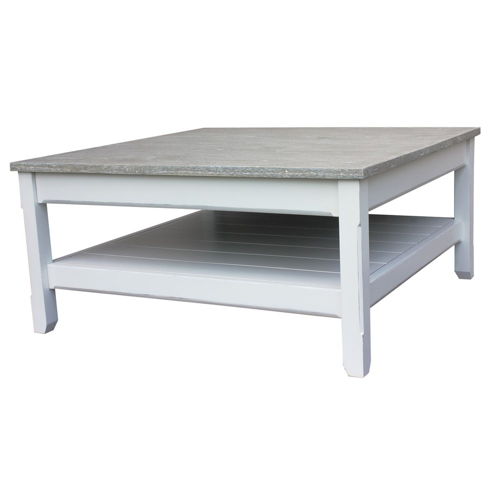 COTTAGE SQUARE COFFEE TABLE - 15RW+
