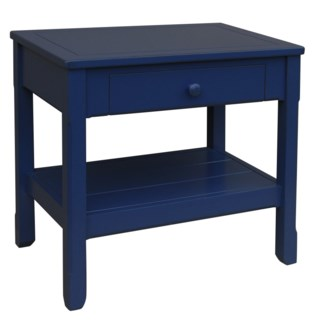 COTTAGE LAMP TABLE - NVY