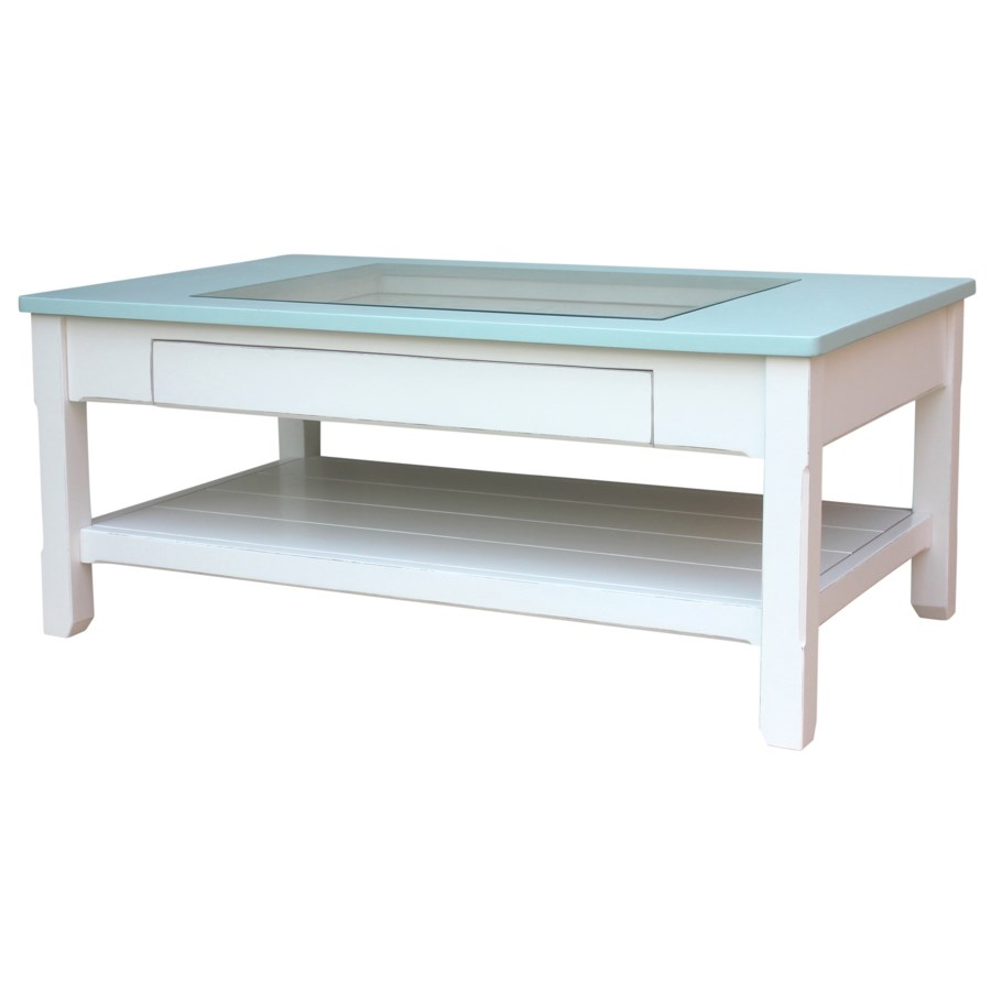 COTTAGE DISPLAY COFFEE TABLE - 15/80