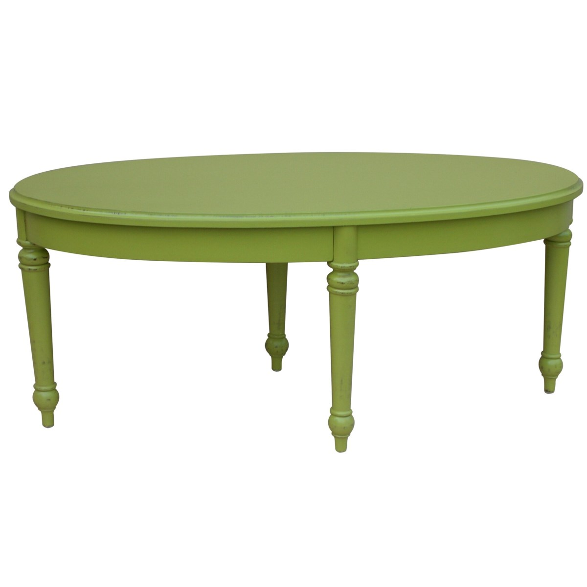 PROVENCE OVAL COFFEE TABLE -  APL