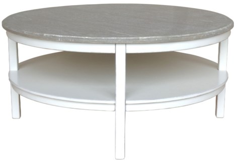 STUDIO ROUND COCKTAIL TABLE