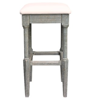 EASTON BACKLESS BAR STOOL - RW+
