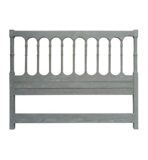 ISLAND SPINDLE KING HEADBOARD - RW+