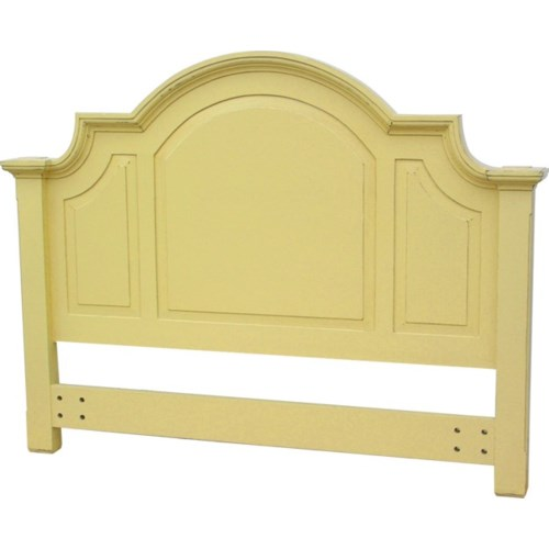 CHESAPEAKE QUEEN HEADBOARD - YLW