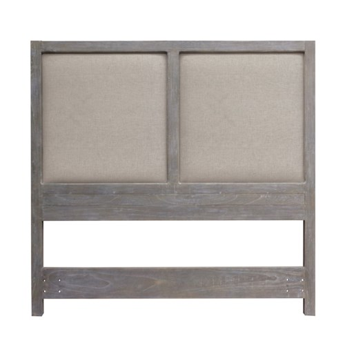 CHESAPEAKE QUEEN UPHOLSTERED HEADBOARD - RW+