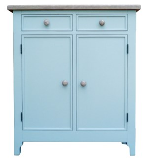 CHESAPEAKE HALL CHEST- AQU/RW+