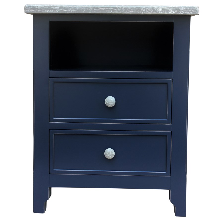 CHESAPEAKE 2 DRAWER CHEST