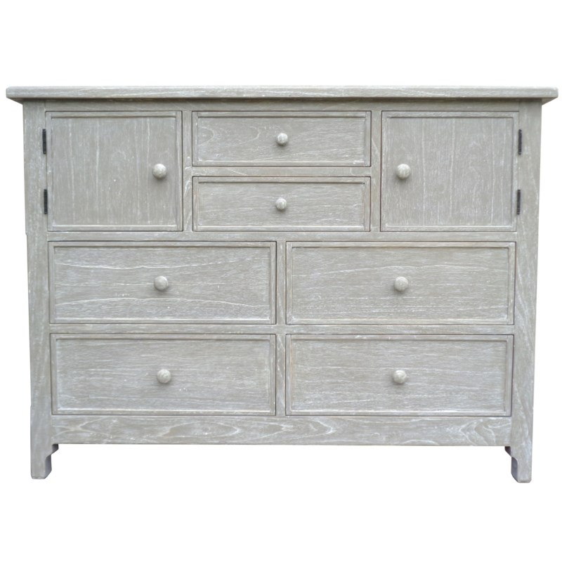 CHESAPEAKE DRESSING CHEST - 15RW+