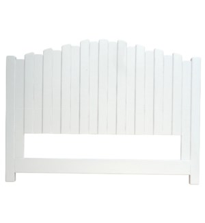 CAPE COD KING HEADBOARD - WHT
