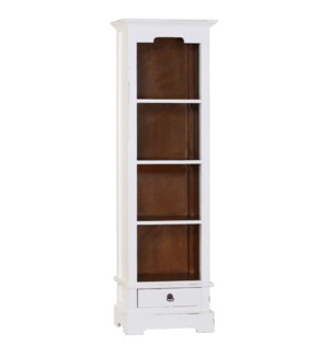 Narrow Addison Bookcase