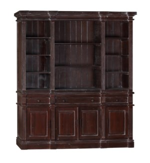 Hamilton Estate Bookcase