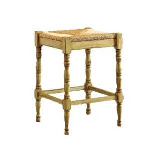 Country Backless Bar Stool