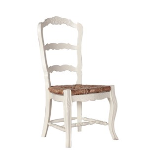 Jolie Dining Chair - Mendong w/Carving