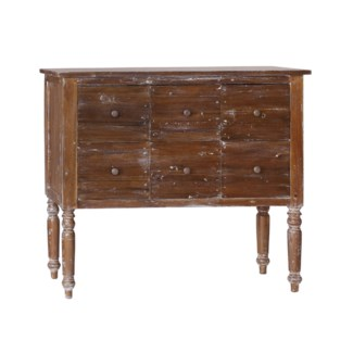 Rustic Big Girl Chest of Drawers