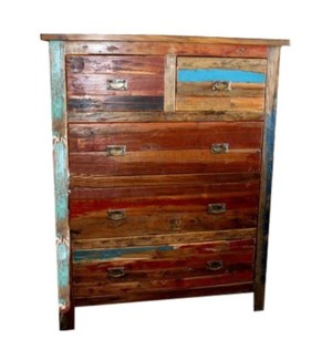 Rustic Big Boy Dresser