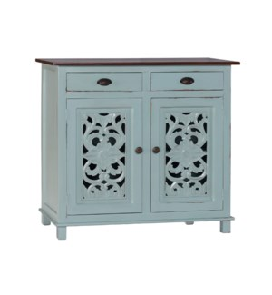 Stelly Carved Buffet, Small