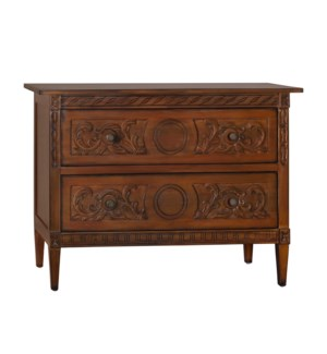 Belle Fleur 2 Drawer Chest