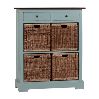 4 Basket Storage Unit