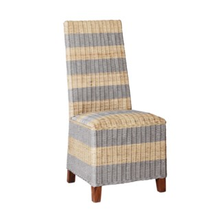 Striped Fargo Chair - FGR/CASH LW legs