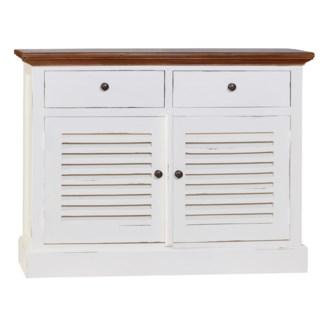 Narrow Shutter Cabinet